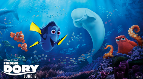 Finding Dory banner